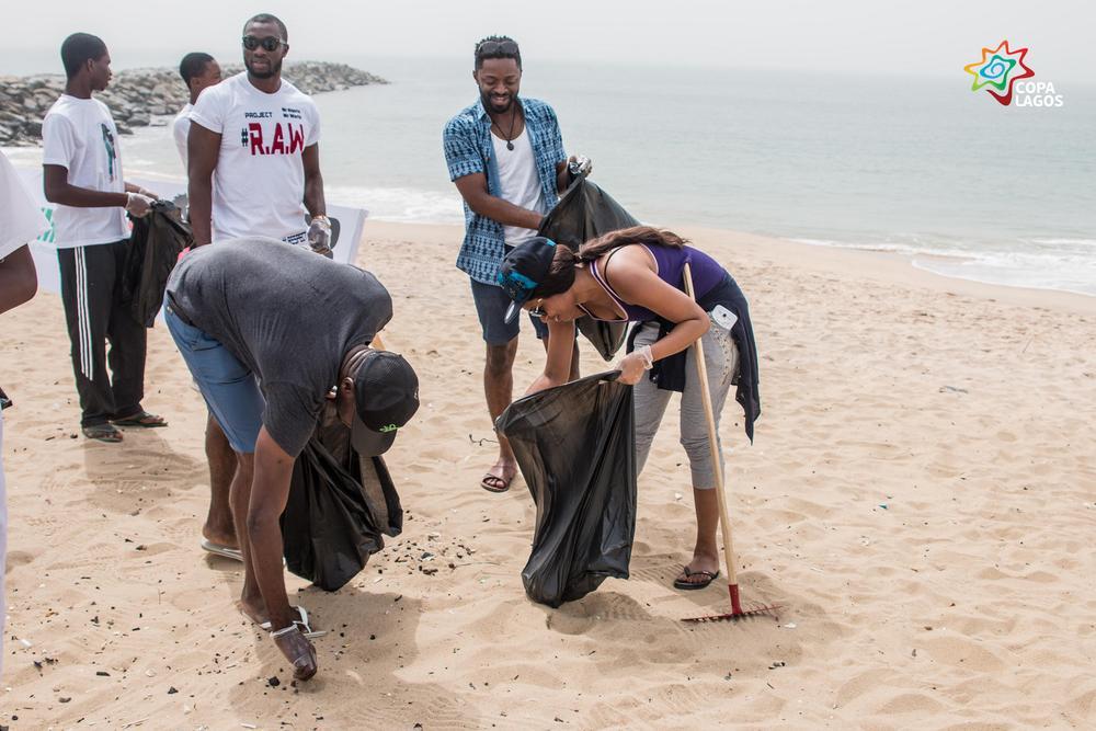COPA Lagos Clean the Beach IMG_1421
