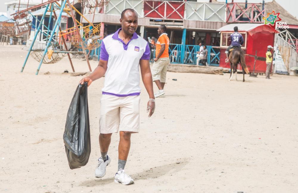 COPA Lagos Clean the Beach IMG_1426