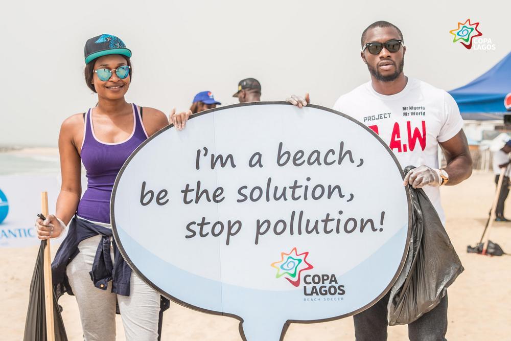 COPA Lagos Clean the Beach IMG_1462