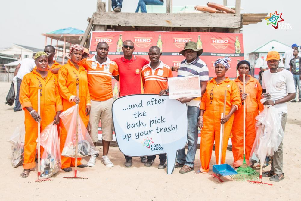 COPA Lagos Clean the Beach IMG_1469
