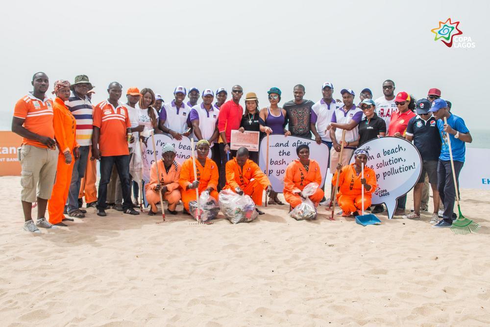COPA Lagos Clean the Beach IMG_1514