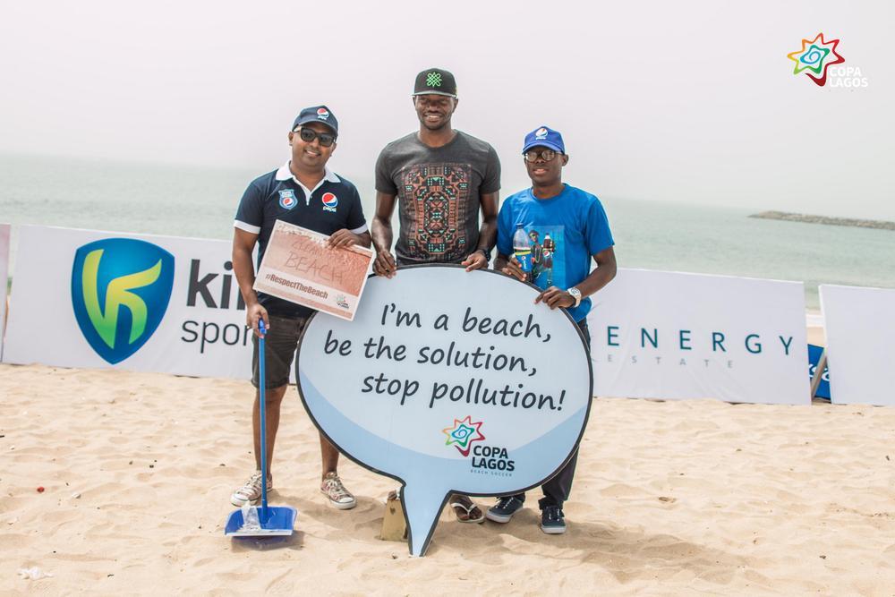 COPA Lagos Clean the Beach IMG_1530
