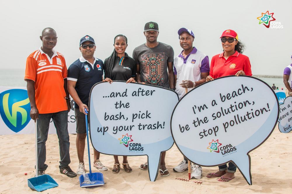 COPA Lagos Clean the Beach IMG_1599