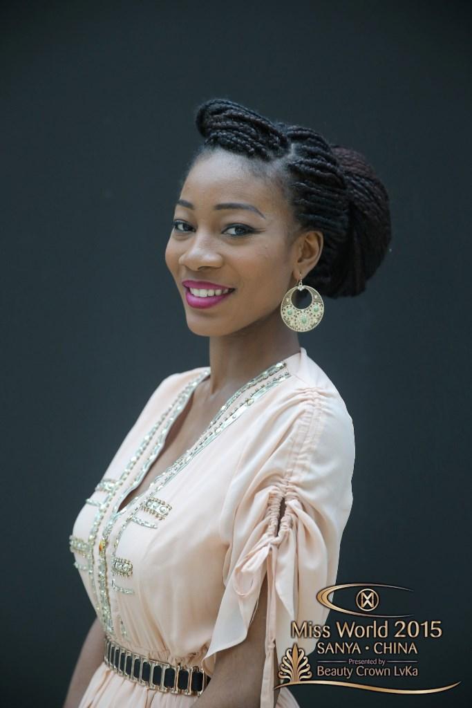 Jessica Ngoua Nseme (Cameroon)