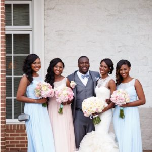 Chiso & Jeff_Rose Quartz and Serenity Wedding_Wale Ariztos_BellaNaija Weddings 2015_6
