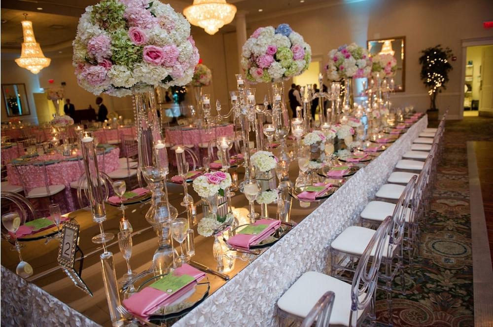 Chiso & Jeff_Rose Quartz and Serenity Wedding_Wale Ariztos_BellaNaija Weddings 2015_7