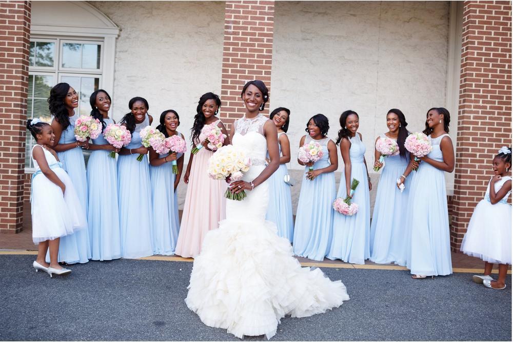Chiso & Jeff_Rose Quartz and Serenity Wedding_Wale Ariztos_BellaNaija Weddings 2015_8