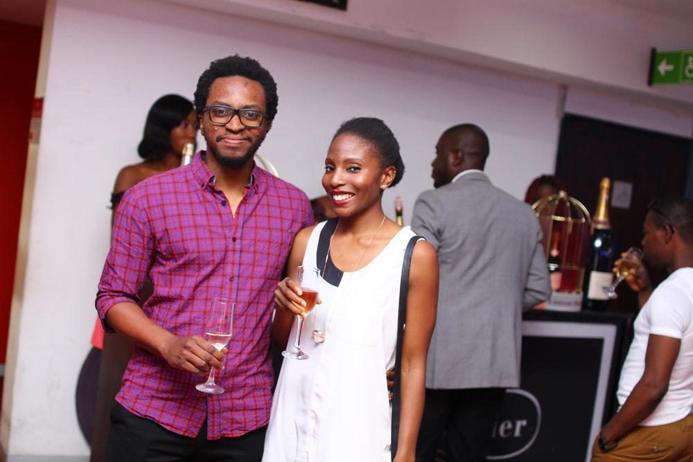 Chuka Ejorh and Olamide Iniobong Udo-Udoma
