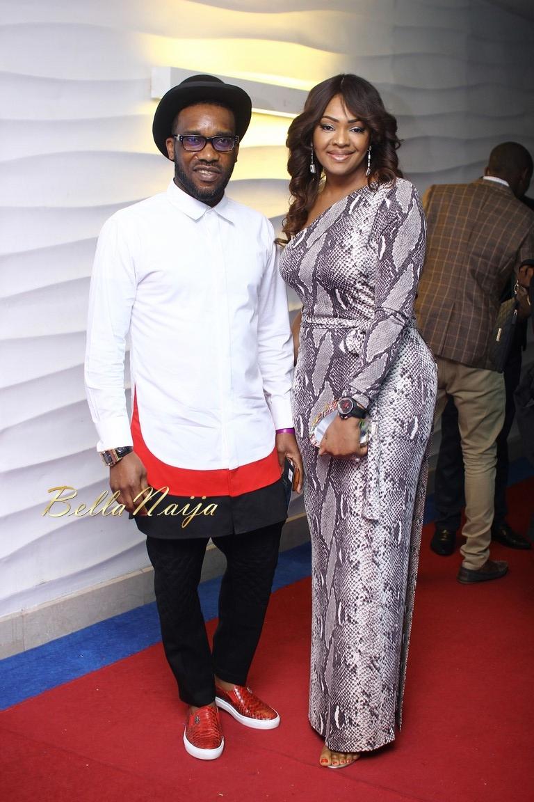 Jay Jay & Nkechi Okocha