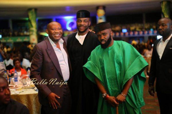 Pauloo, Ebuka Obi-Uchendu & Noble Igwe