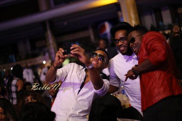 Tekno, Jay Jay Okocha & Selebobo