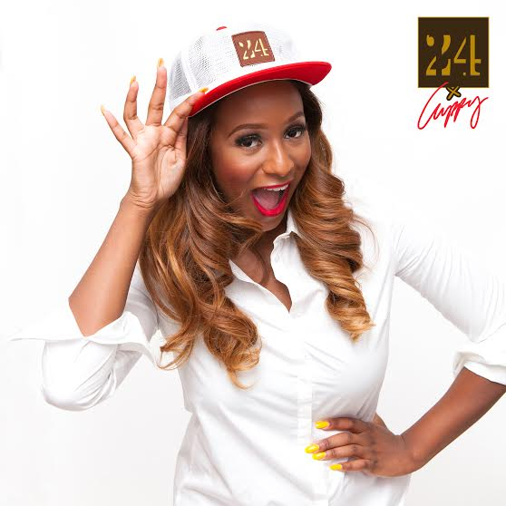 DJ Cuppy X 24 Apparel - BellaNaija - December 2015002