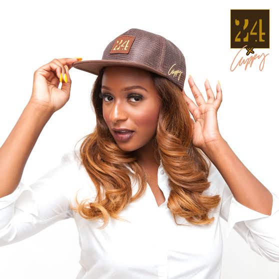 DJ Cuppy X 24 Apparel - BellaNaija - December 2015003