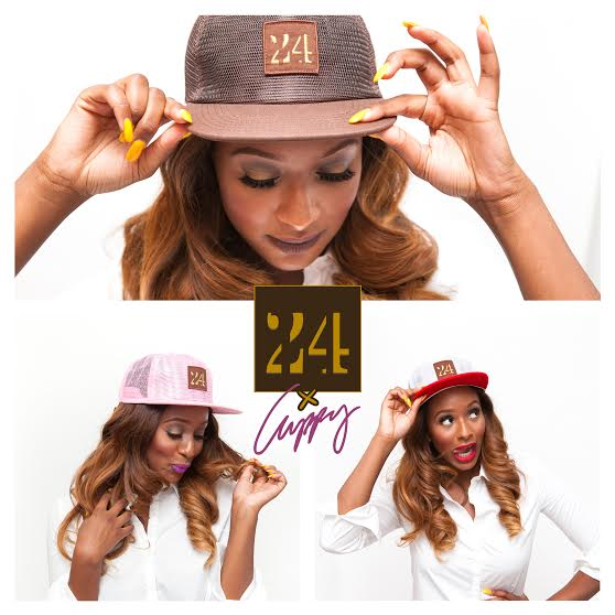 DJ Cuppy X 24 Apparel - BellaNaija - December 2015004