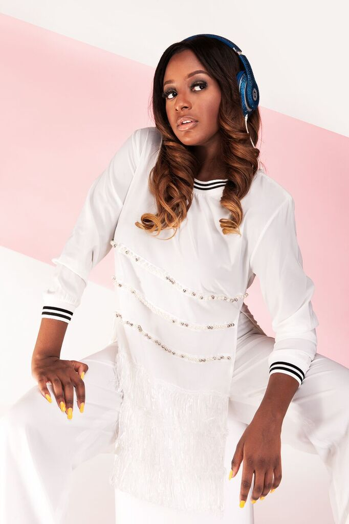 DJ Cuppy X MAJU Campaign - BellaNaija - December 2015