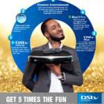 DSTV Premium Subscribers