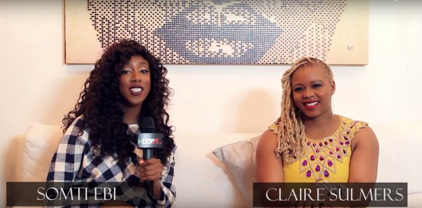 DZRPTV Fashion with Claire Sulmers of Fashion Bomb Daily - BellaNaija - December 2015