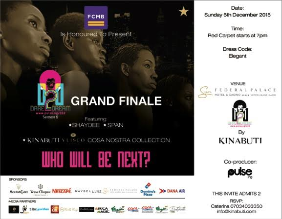 Dare 2 Dream 2015 Grand Finale