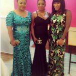 Dayo Amusa, Mide Martins & Faithia Balogun at BON Awards 2015