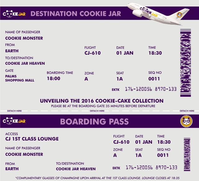 Destination Cookie Jar