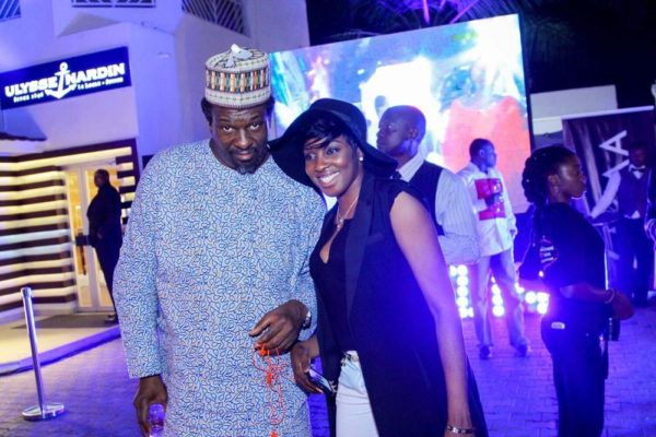 Dola & Kemi Ulysse Nardin and ZAKAA Abuja Launch