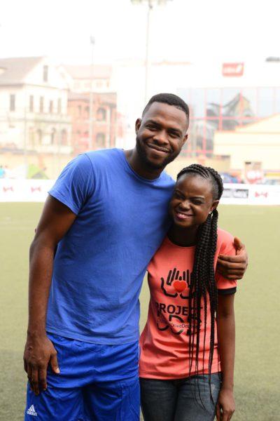 Efa Iwara and Naomi