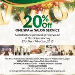 Eko Spa Discount - BellaNaija - December 2015