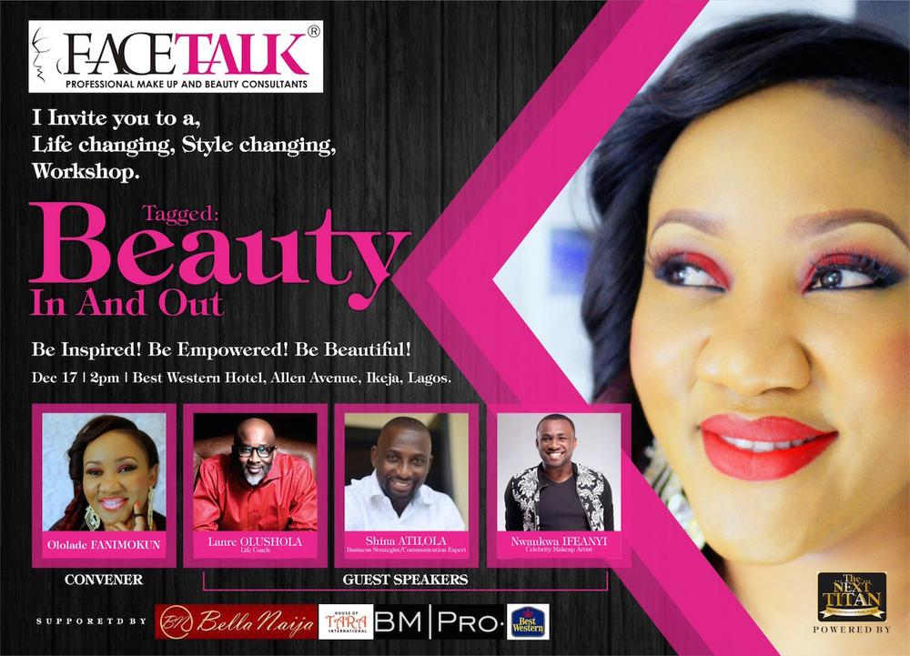 Facetalk Beauty in & Out