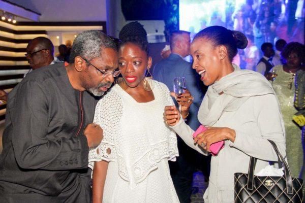 Femi & Sal Gbaja Biamila, Lami Ulysse Nardin and ZAKAA Abuja Launch