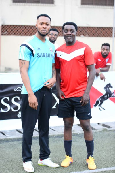Flavour and AY