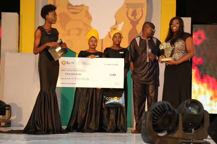 Ford Foundation, Ukinebo Dare   Winner