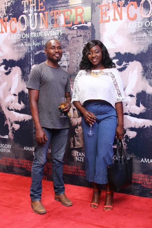 Fortune Ossai & Joyce Angbalaga