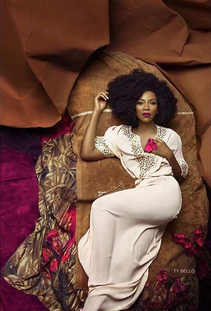 Genevieve Nnaji ThisDay Style 2015 BellaNaija 2
