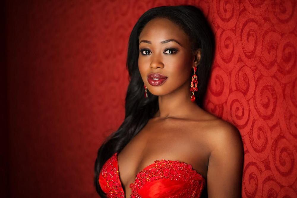 Hilda Akua Frimpong, Miss Universe Ghana 2015