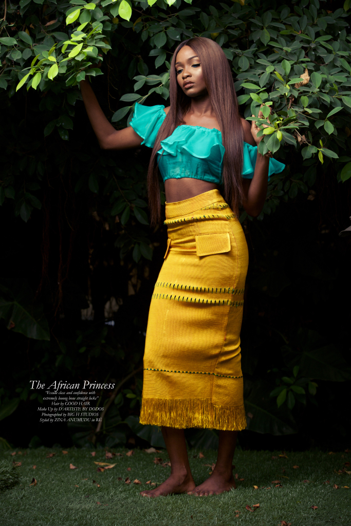 Good Hair Christmas Editorial - BellaNaija - December 2015003