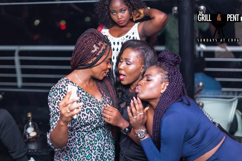 Grill At The Pent TrapZone Edition - BellaNaija - December2015003