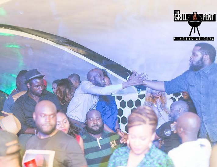 Grill At The Pent TrapZone Edition - BellaNaija - December2015015