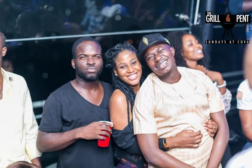 Grill At The Pent TrapZone Edition - BellaNaija - December2015018