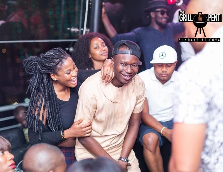 Grill At The Pent TrapZone Edition - BellaNaija - December2015019