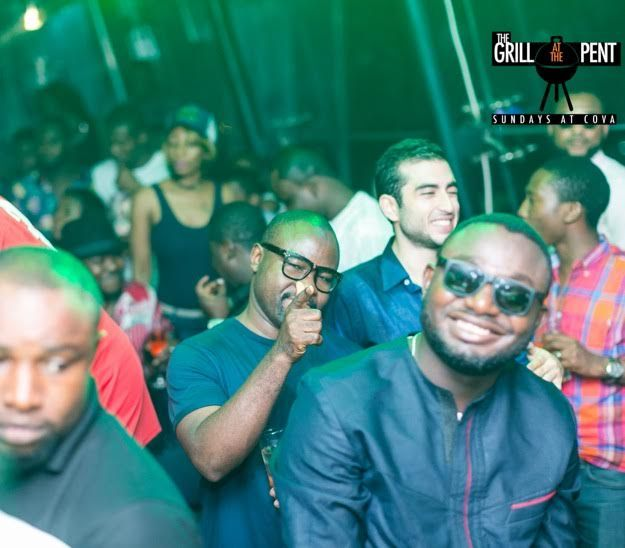 Grill At The Pent TrapZone Edition - BellaNaija - December2015026