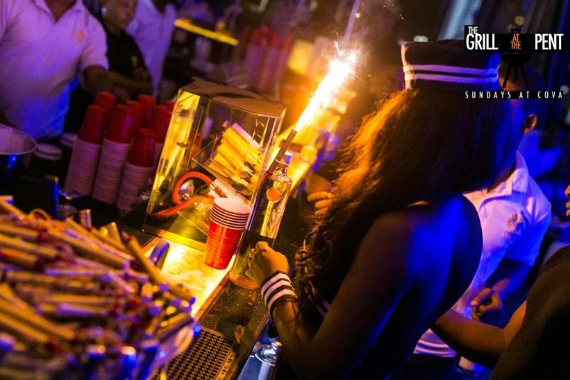 Grill At The Pent TrapZone Edition - BellaNaija - December2015032
