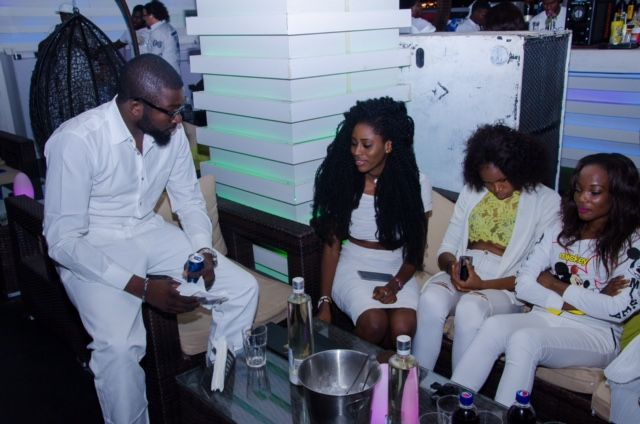 Grill At The Pent TrapZone Party - BellaNaija - December2015005