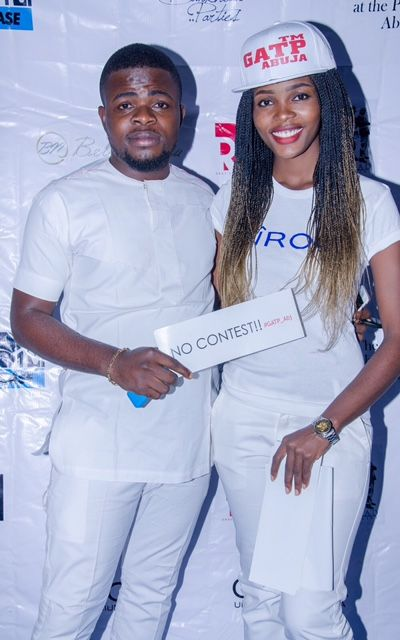 Grill At The Pent TrapZone Party - BellaNaija - December2015008