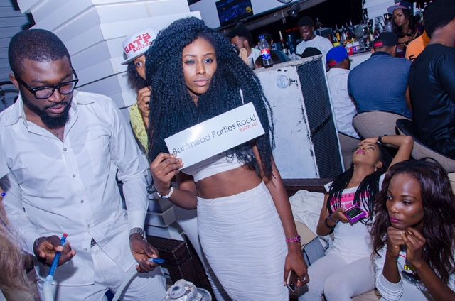 Grill At The Pent TrapZone Party - BellaNaija - December2015011