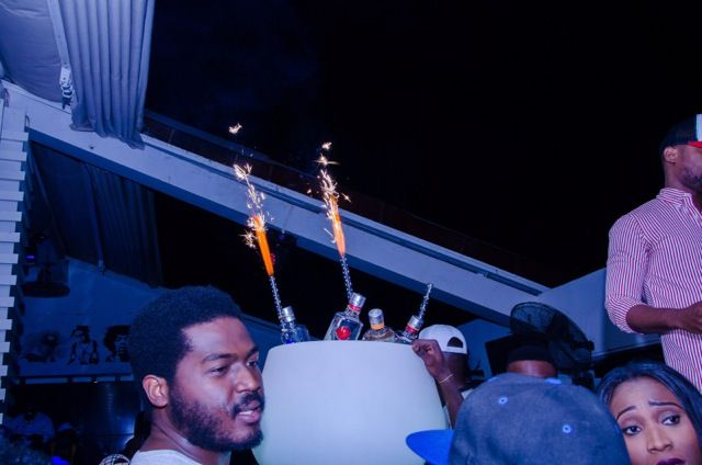 Grill At The Pent TrapZone Party - BellaNaija - December2015020