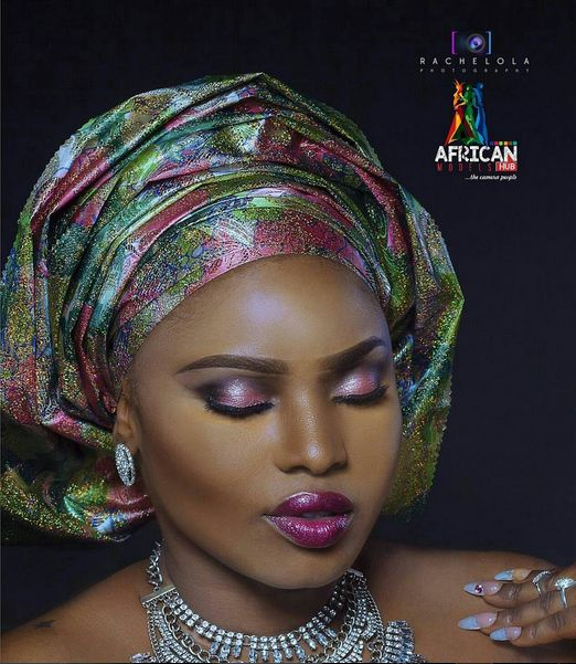 Halima Abubakar Makeup Artist - BellaNaija - December 2015