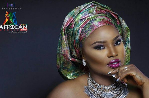 Halima Abubakar Makeup Artist - BellaNaija - December 2015001
