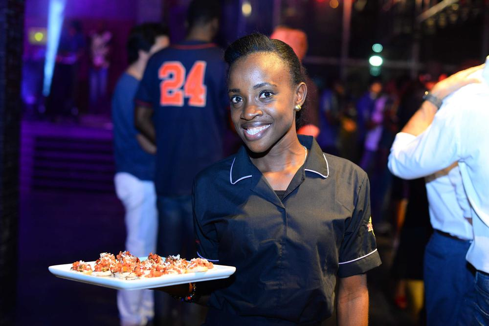 Hard Rock Cafe Lagos Launch BellaNaija Barbra