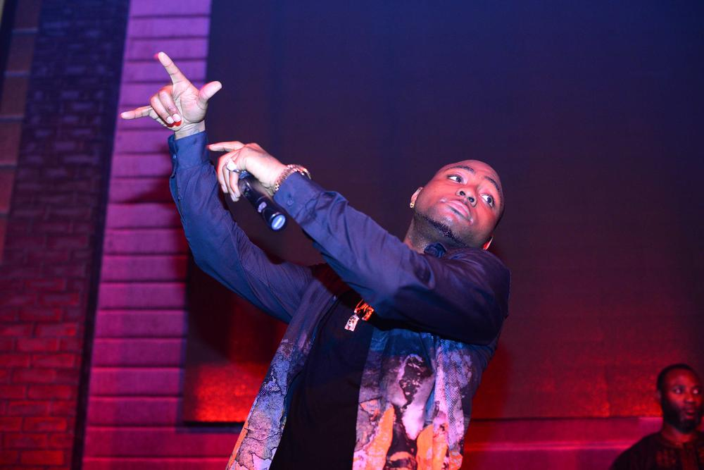 Hard Rock Cafe Lagos Launch BellaNaija Davido.