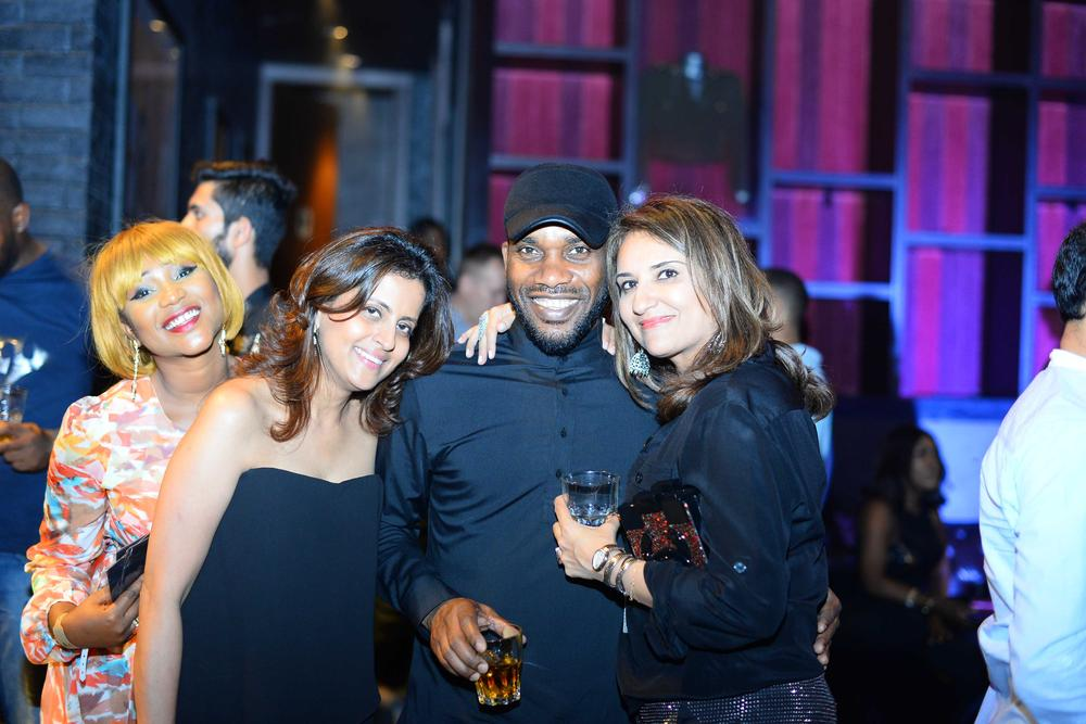 Hard Rock Cafe Lagos Launch BellaNaija Jay Jay Okocha